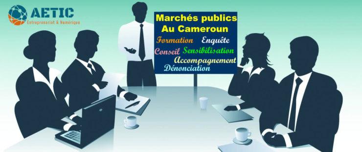Marchés publics au Cameroun dénonciation et corruption