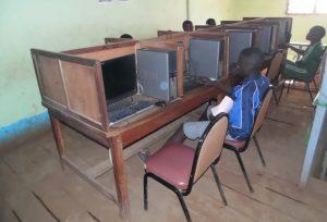 Salle de formation au numérique de AETIC
