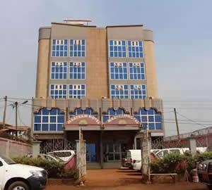 Mbatkam Palace Hôtel