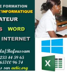 Séminaire de formation en informatique, bureautique et internet