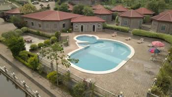Hôtel la Vallée de Bana