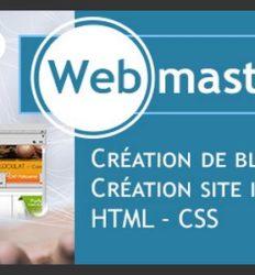 Formation Webmaster – création des sites web au Cameroun