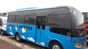 Garanti Express Company