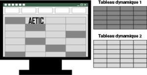 Excel tableaux croisés dynamique