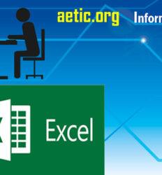 Séminaire de formation en informatique Word et Excel avancée