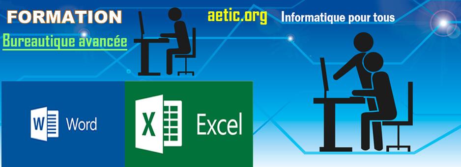 Formation Word et Excel Avancée
